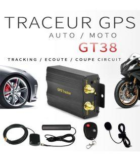 traceur gps voiture moto gt38 pour voiture moto. Black Bedroom Furniture Sets. Home Design Ideas