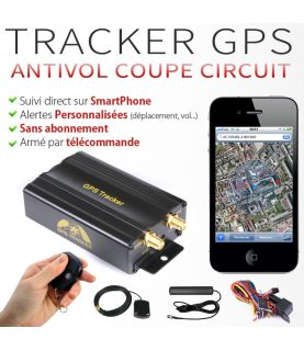 Traceur GPS Voiture / Moto...