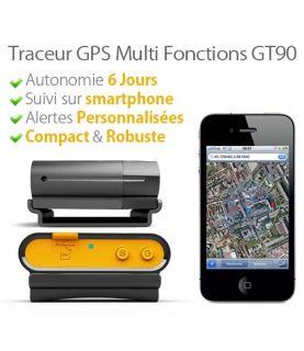 Traceur GPS - Multi...