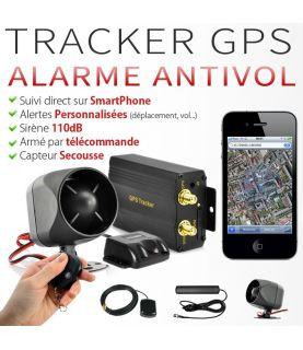 Alarme Tracker GPS Auto /...