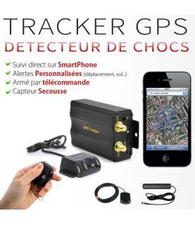 Traceur GPS Voiture Antivol...