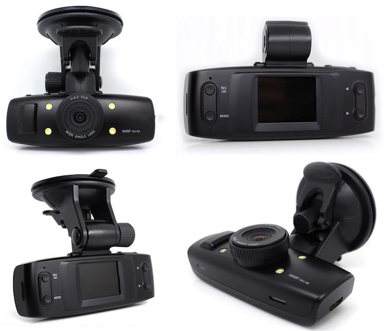 Camera HD 1080P avec ecran